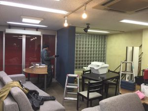 新事務所改装3