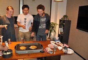 201507お好み焼きパーティ