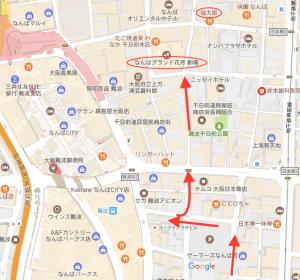 NGKまでの地図