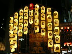 祇園祭の函谷鉾